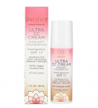 Pacifica - Ultra CC Cream Radiant SPF17- Warm/Light