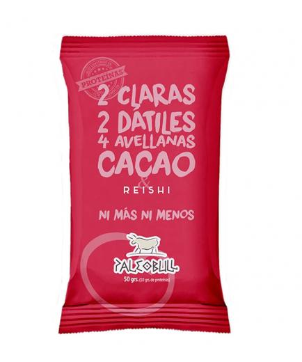Paleobull - Natural Energy Bar - Cocoa and Reishi
