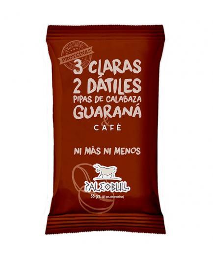 Paleobull - Natural Energy Bar - Coffee and Guarana
