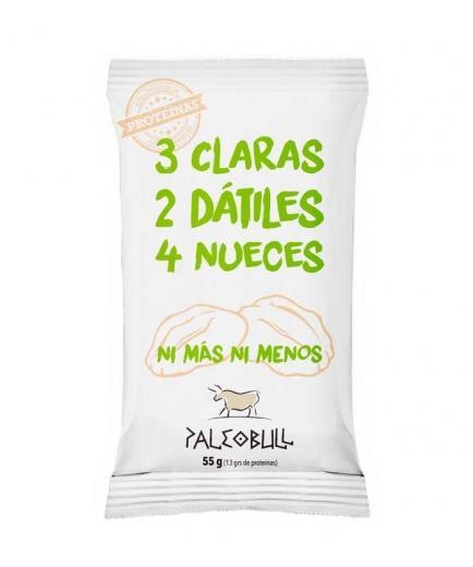 Paleobull - Natural energy bar - Walnuts