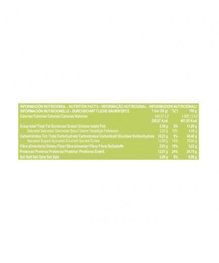 Paleobull - Natural Energy Bar - Banana