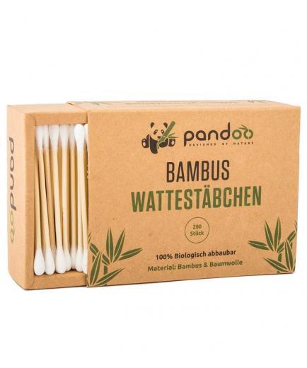 Pandoo - Bamboo ear buds