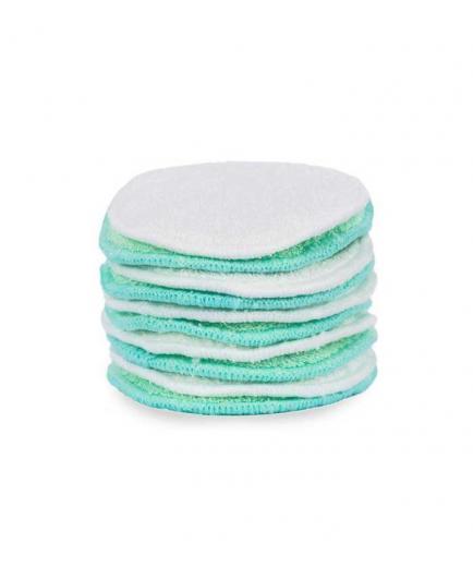 Pandoo - Reusable makeup remover discs - 10 units
