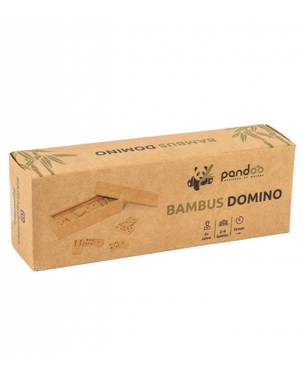 Pandoo - Bamboo set - Domino