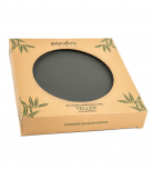 Pandoo - Bamboo Plate Set of 6 - Black
