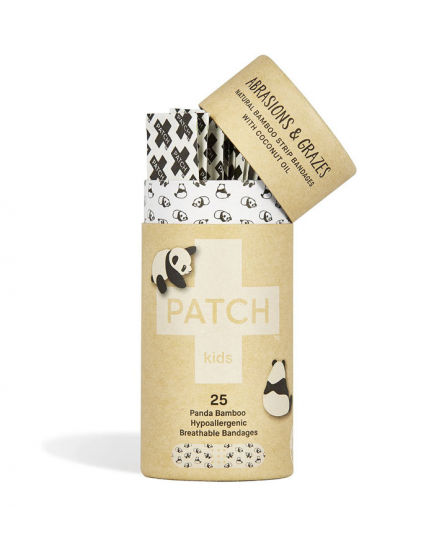 PATCH - Biodegradable Organic Bamboo Strips - Coconut oil