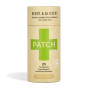 PATCH - Biodegradable Organic Bamboo Strips - Aloe Vera