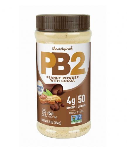 PB2 - Powdered Peanut Butter Chocolate - 184 g