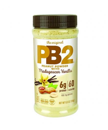 PB2 - Powdered Peanut with Madagascar Vanilla - 184 g