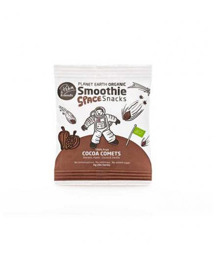 Petra & Friends - Organic fruit smoothie bites 6g - Cocoa Comets