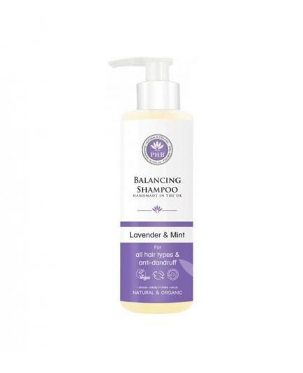 PHB Ethical Beauty - Balancing Shampoo - Lavender and Mint