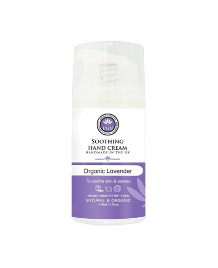 PHB Ethical Beauty - Soothing Hand Cream - Organic Lavender
