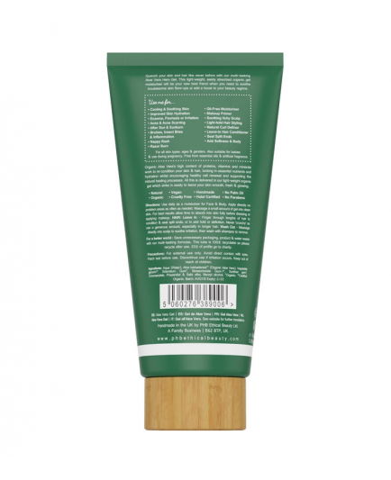 PHB Ethical Beauty - Aloe Vera Hero gel for skin and hair