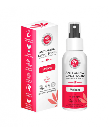 PHB Ethical Beauty - Anti-Aging Facial Toner - Melissa