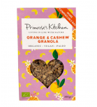Primrose`s Kitchen - Granola eco - Orange and cashew 300gr
