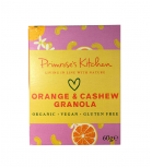 Primrose`s Kitchen - Granola eco - Orange and cashew 60gr