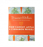 Primrose`s Kitchen - Muesli - Raw Carrot, Apple and Cinnamon 60gr