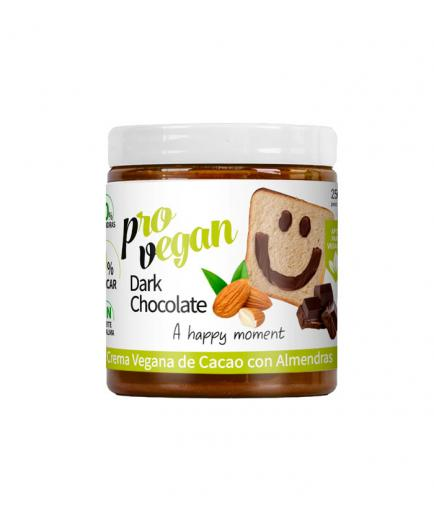 Protella - Pro Vegan Dark Chocolate Almond Cream 250g