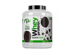 Protella - Whey whey protein 2kg - Black cookie