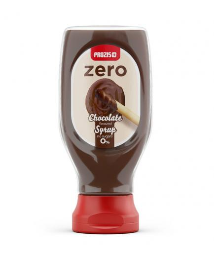 Prozis - Chocolate syrup 0% 290g