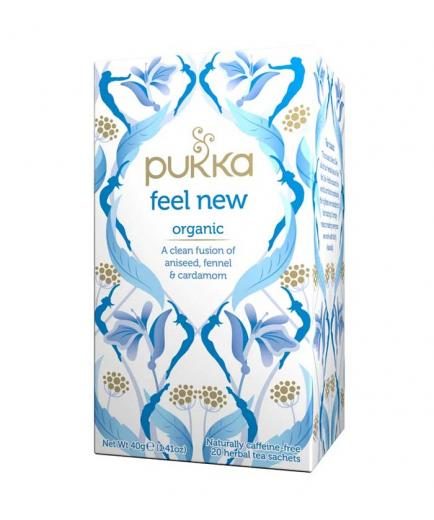 Pukka - Infusion of anise, fennel and cardamom Feel New - 20 bags
