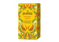 Pukka - Turmeric Active Infusion - 20 sachets