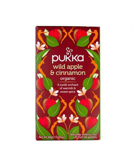 Pukka - Apple and cinnamon Infusion - 20 Bags