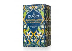 Pukka - Chamomile, Vanilla and Manuka Honey Infusion - 20 sachets