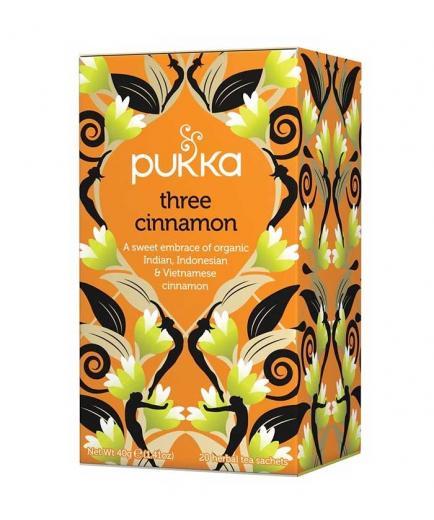 Pukka - Tree cinnamon Infusion - 20 Bags