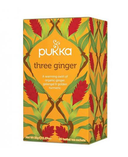 Pukka - Tree ginger Infusion - 20 Bags