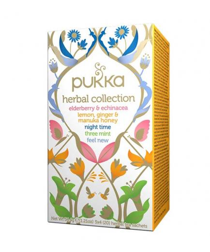 Pukka - Infusion Herbal Collection - 20 bags