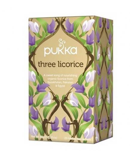 Pukka - Infusion three licorices - 20 sachets