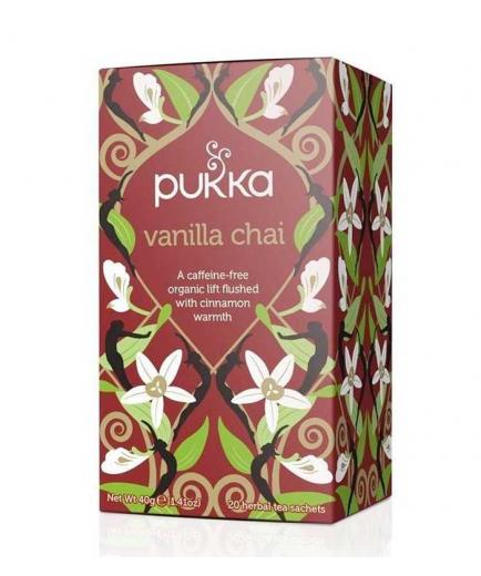 Pukka - Chai tea with vanilla - 20 Bags