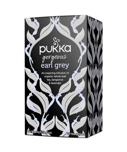 Pukka - Black Tea Gorgeous Earl Grey - 20 sachets
