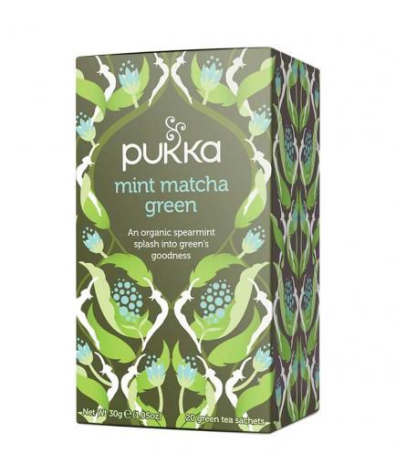 Pukka - Matcha Green Tea with Mint - 20 sachets