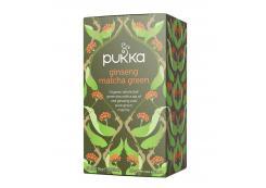 Pukka - Matcha Ginseng Green Tea - 20 Sachets