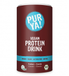 PUR YA! - Vegan high protein shake - Cacao and Carob