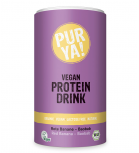 PUR YA! - Vegan high protein shake - Red Banana and Baobab