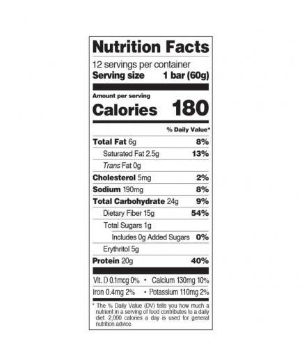 Quest - Gluten-free protein bar 60g - Lemon cake