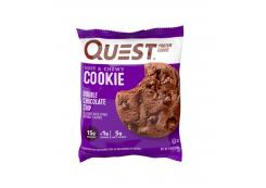 Quest - Protein Cookie 50g - Double Chocolate
