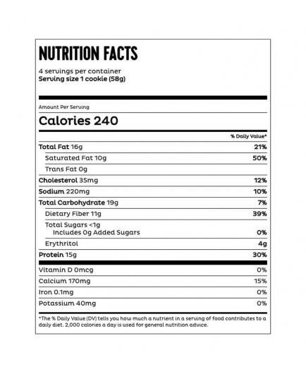 Quest - Protein Cookie Cookie 58g - Snickerdoodle