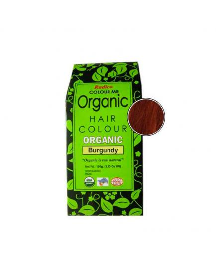 Radico - Organic Haur Colour - Burgundy