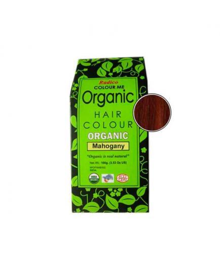 Radico - Organic Haur Colour - Mahogany