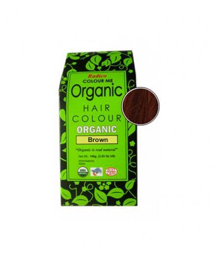 Radico - Organic Haur Colour - Brown