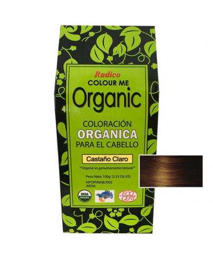 Radico - Organic Haur Colour - Light Brown