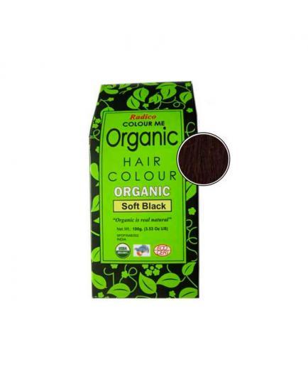 Radico - Organic Haur Colour - Soft Black