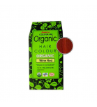 Radico - Organic Haur Colour - Wine red