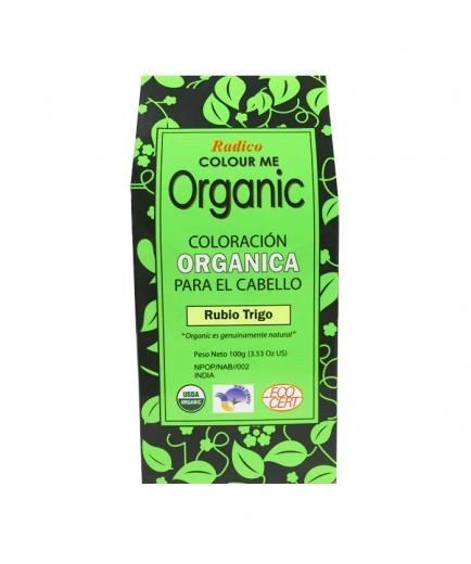 Radico - Organic Haur Colour - Blonde wheat