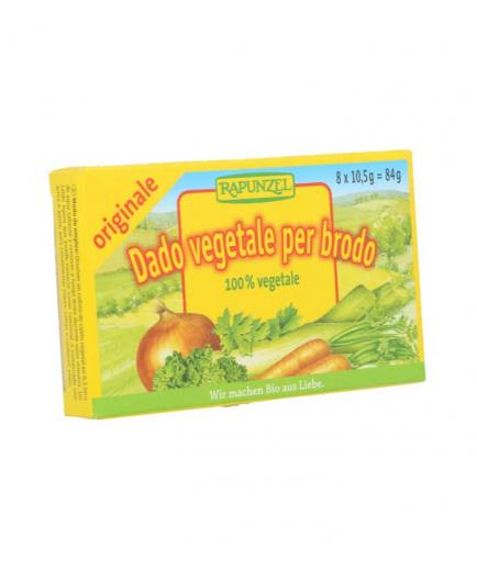 Rapunzel - Vegetable bouillon diced Bio 84g - Original