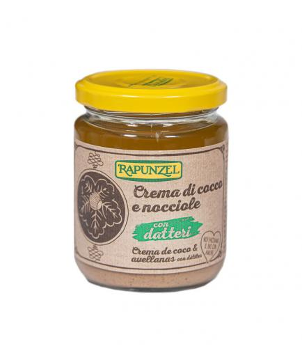 Rapunzel - Coconut and hazelnut cream with dates Bio 250g